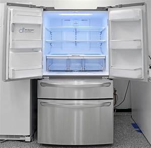 LG LMXS30786S Refrigerator Review - Reviewed.com Refrigerators