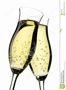 Champagne Cheers Stock Image