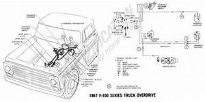 1968 Ford Truck Steering Column Wiring Diagram