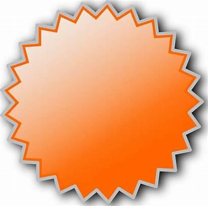 Starburst Badge Basic Clip Svg Onlinelabels