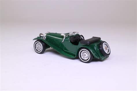 Models of Yesteryear Y-1/3; 1938 Jaguar SS100; British ...