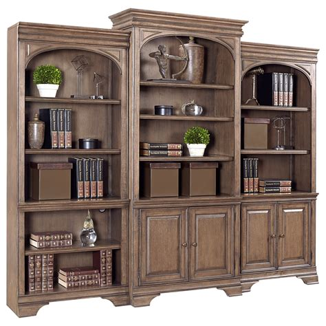 Bookcase Console by 84 Quot Bookcase Wall Console With Led Touch Lighting By