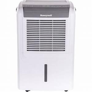 Honeywell 50-pint Energy Star Dehumidifier-dh50w