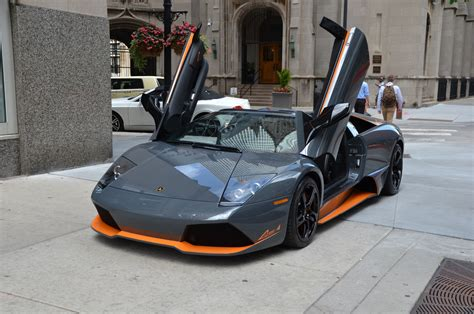 Top 5 Lamborghini Murcilago Special Editions Exotic Car