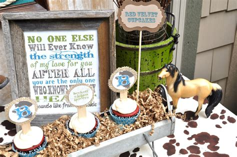{bn Black Book Of Parties} 'lil Cowboy Themed Baby Shower