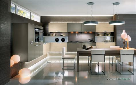 cuisine noir laqué cuisine natura clair cuisiniste salle de bains