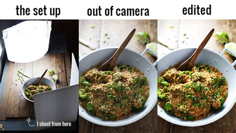 artificial lighting tips  food photography pinch  yum