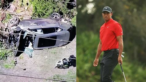 Tiger Woods gives first interview since car crash in February