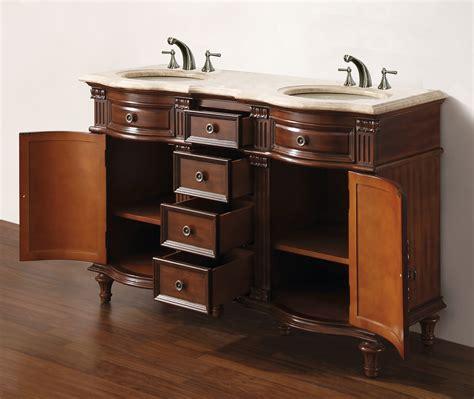 cherry kitchen cabinets 55inch norwalk vanity special vanity bathroom 3445