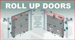 Roll Up Doors  Garage  Overhead  Shed And Barn Door Sales