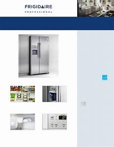 Frigidaire Refrigerator Fphs2387k User Guide