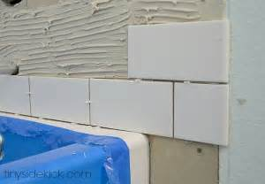How to Tile around a Tub Surround