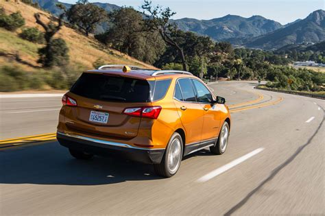 Chevrolet Equinox Diesel Claims 577 Miles Of Range
