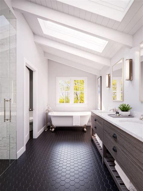 georgianadesign attic bathroom remodel square