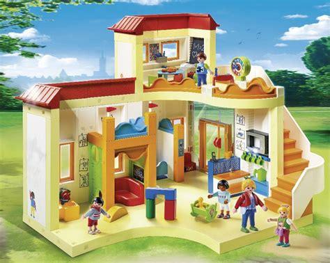 bureau playmobil playmobil 5567 city preschool amazon co uk