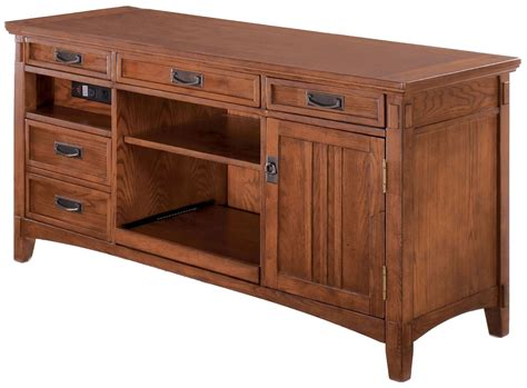 Home Office Credenza - cross island credenza home office set from h319