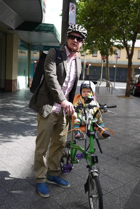 siege velo avant decathlon vélo pliant brompton avec siège enfant yepp à l 39 avant