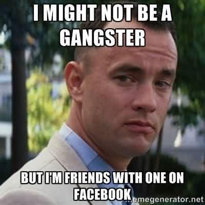 Gangster Meme - 36 hilarious gangster memes images pictures photos picsmine