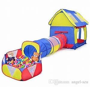 2016 Indoor Outdoor Kids Playhouse Adventure Play Tent