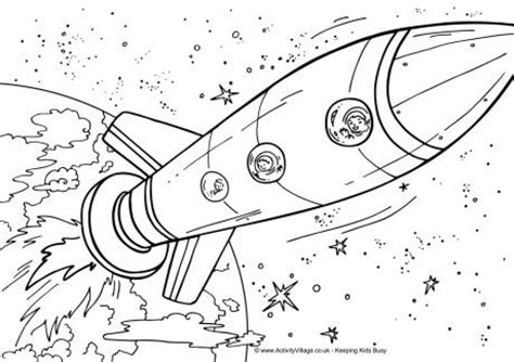 printable space coloring pages everfreecoloringcom