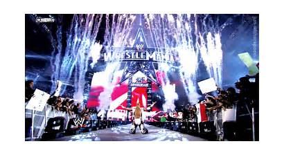 Wwe Michaels Shawn Entrance Hbk Wrestlemania Sets