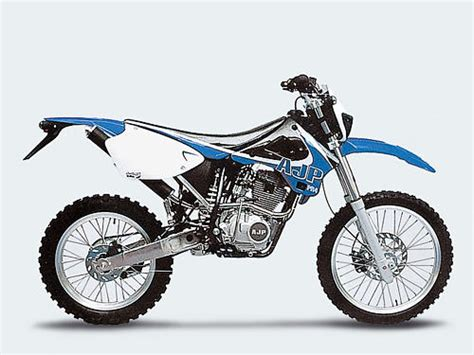 List Of Trial Type Motorcycles