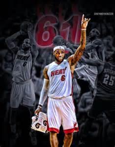 61 Points LeBron James