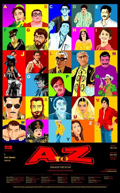 collage  famous bollywood characters  cool