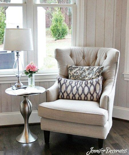 Armchair Side Table by Cottage Style Decorating Ideas Rooms Cozy Work Play