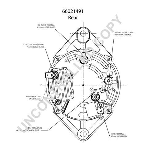 prestolite alternator wiring diagram somurich com