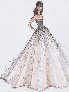 17 Best images about Sketches Prom | Gowns, Fashion ...
