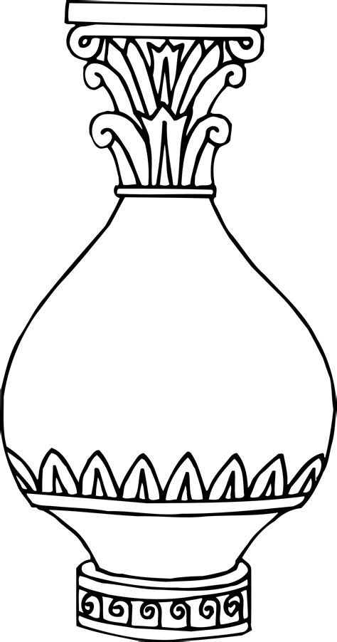 vase clipart black and white vase clipart black and white how to format cover letter