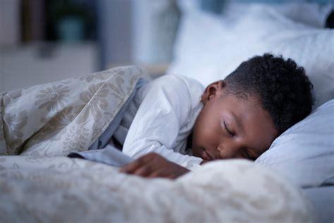 helping  school age children sleep