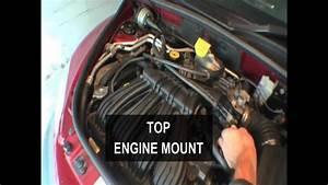 Pt Cruiser- Engine Mounts