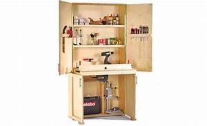 Werkstatt Einrichten Planen : alles f r die heimwerkstatt werkzeugschrank ~ Michelbontemps.com Haus und Dekorationen