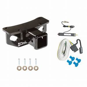 Trailer Tow Hitch For 10  Wiring Harness Kit