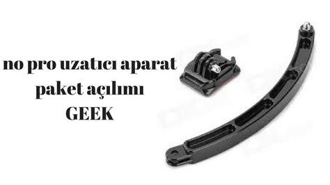paket tv bracket aksiyon kamerası uzatma aparatı arm paket
