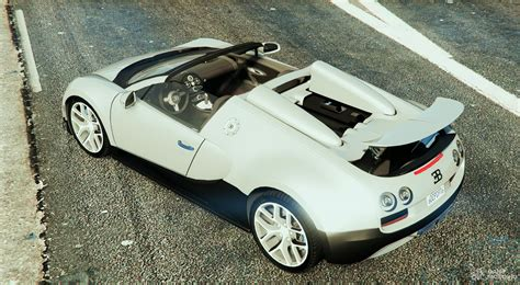 All the people who said spoiler automatic not work with them, i not support old pirate version, so please update your gta to latest version before say spoiler not work thanks. Bugatti Veyron Vitesse for GTA 5