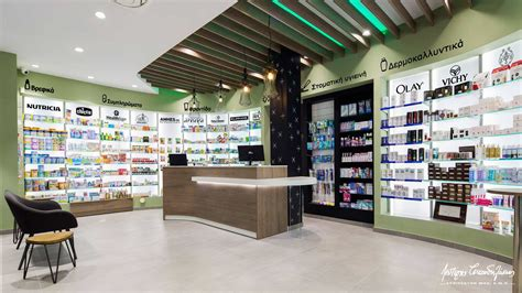 What Is Pharmacy by Decoration Study Construction Pharmacy Equipment Of