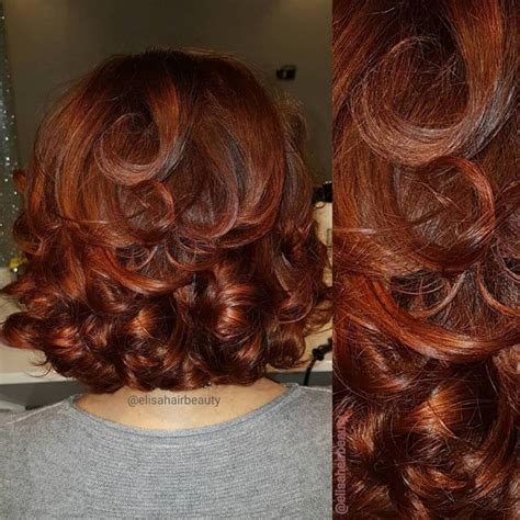 popular copper hair color ideas