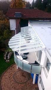 modernes terrassendach in marburg terra wintde With markise balkon mit tapete marburg estelle