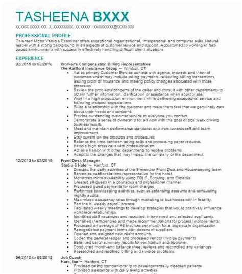 disability aide resume exle new york state disability