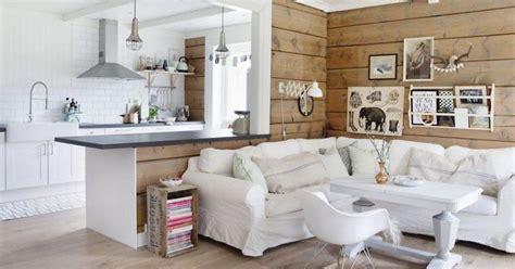 salon scandinave blanc bois par marthe holien bo