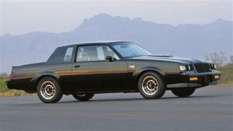Buick Grand National 1987 by 1987 Buick Grand Nationals Parked For Years
