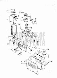 Volvo Penta Exploded View    Schematic Heat Exchanger With