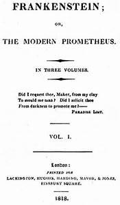 Frankenstein - Wikiwand