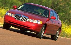 Maintenance Schedule For 1999 Lincoln Town Car