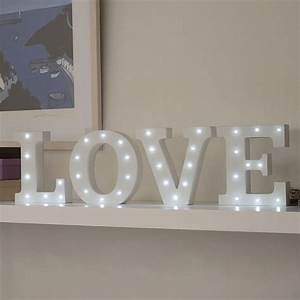Cheap white led wooden letter l lights sign 6 inch led for Light letters for sale