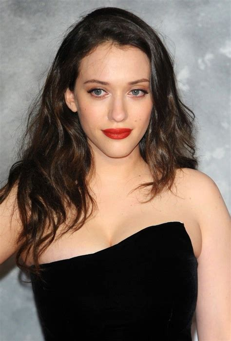 Kat Dennings Such Beaut Stunning Pinterest