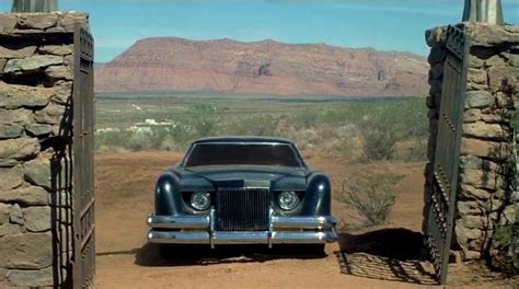 The Car by Imcdb Org 1971 Lincoln Continental Iii Barris